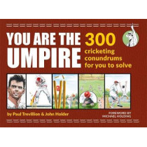 You Are the Umpire by John Holder, 9780600635741