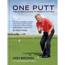 One Putt by Ken Brown, 9780600636441