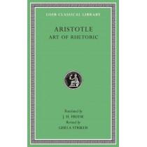 Art of Rhetoric by Aristotle, 9780674997325