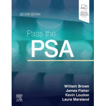 Pass the PSA by William Brown, 9780702077692