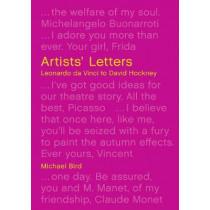 Artists' Letters: Leonardo da Vinci to David Hockney by Michael Bird, 9780711241282