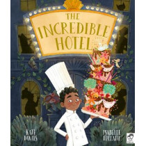 The Incredible Hotel by Kate Davies, 9780711243934