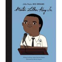 Martin Luther King, Jr. by Maria Isabel Sanchez Vegara, 9780711245662