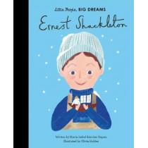 Ernest Shackleton by Maria Isabel Sanchez Vegara, 9780711245709
