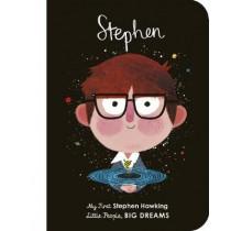 Stephen Hawking: My First Stephen Hawking by Maria Isabel Sanchez Vegara, 9780711245914