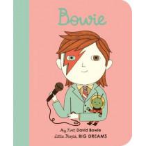 David Bowie: My First David Bowie by Maria Isabel Sanchez Vegara, 9780711246102