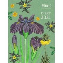 Royal Horticultural Society Pocket Diary 2021 by Royal Horticultural Society, 9780711247314