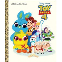 Toy Story 4 Little Golden Book (Disney/Pixar Toy Story 4) by Josh Crute, 9780736439787