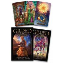 Gilded Tarot Royale by Ciro Marchetti, 9780738765181
