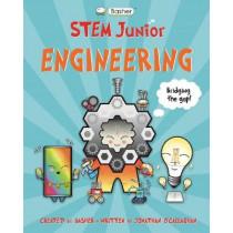 Basher STEM Junior: Engineering by Jonathan O'Callaghan, 9780753445143