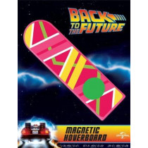 Back to the Future: Magnetic Hoverboard by Running Press, 9780762497058