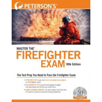 Master the Firefighter Exam by Peterson's, 9780768943740
