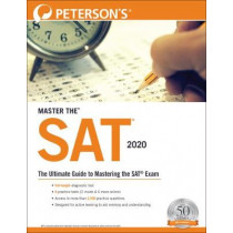 Master the SAT 2020 by Peterson's, 9780768944006