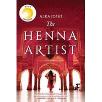 The Henna Artist by Alka Joshi, 9780778309451
