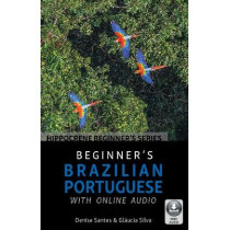 Beginner's Brazilian Portuguese with Online Audio by Denise Santos, 9780781814072