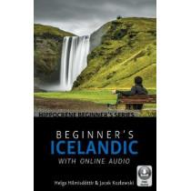 Beginner's Icelandic with Online Audio by Helga Hilmisdottir, 9780781814157