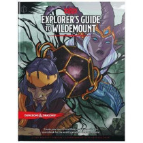 Explorer's Guide to Wildemount (D&d Campaign Setting and Adventure Book) (Dungeons & Dragons) by Wizards RPG Team, 9780786966912