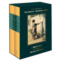 Adventures of Tom Sawyer and Huckleberry Finn: Norman Rockwell Collector's Edition by ,Mark Twain, 9780789213679