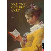 National Gallery of Art 2021 Engagement Calendar by Washington National Gallery of Art, D, 9780789338372