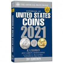 Handbook of United States Coins 2021 by Jeff Garrett, 9780794848057