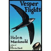 Vesper Flights by Helen MacDonald, 9780802128812