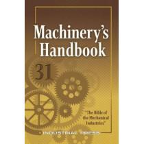 Machinery's Handbook: Toolbox by Erik Oberg, 9780831137311