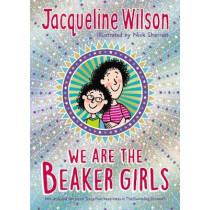 We Are The Beaker Girls by Jacqueline Wilson, 9780857535870