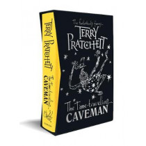 The Time-travelling Caveman by Terry Pratchett, 9780857536037