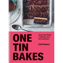 One Tin Bakes by Edd Kimber, 9780857838599