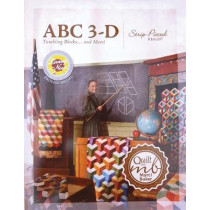 ABC 3-D Tumbling Blocks... and More! by Marci Baker, 9780965143967
