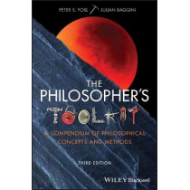 The Philosopher's Toolkit by Peter S. Fosl, 9781119103219