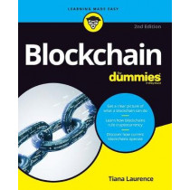 Blockchain For Dummies by Tiana Laurence, 9781119555018
