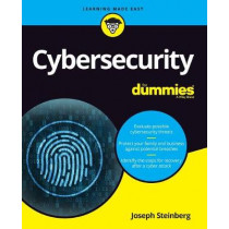 Cybersecurity For Dummies by Joseph Steinberg, 9781119560326
