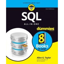 SQL All-In-One For Dummies by Allen G. Taylor, 9781119569619