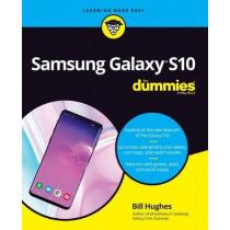 Samsung Galaxy S10 For Dummies by Bill Hughes, 9781119579397