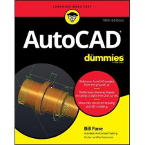 AutoCAD For Dummies by Bill Fane, 9781119580089