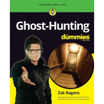 Ghost-Hunting For Dummies by Zak Bagans, 9781119584759