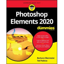 Photoshop Elements 2020 For Dummies by Barbara Obermeier, 9781119605515
