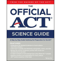The Official ACT Science Guide by ACT, 9781119634416