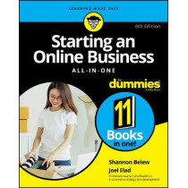 Starting an Online Business All-in-One For Dummies by Shannon Belew, 9781119648468