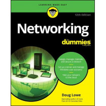 Networking For Dummies by Doug Lowe, 9781119648505