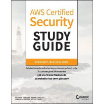 AWS Certified Security Study Guide: Specialty (SCS-C01) Exam by Gustavo Santana, 9781119658818