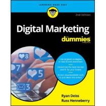 Digital Marketing For Dummies by Ryan Deiss, 9781119660484