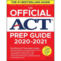 The Official ACT Prep Guide 2020 - 2021: (Book + Bonus Online Content) by ACT, 9781119685760