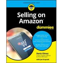Selling on Amazon For Dummies by Deniz Olmez, 9781119689331