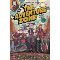 The Adventure Zone: Petals to the Metal by Clint McElroy, 9781250232632