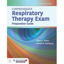 Comprehensive Respiratory Therapy Exam Preparation by Albert J. Heuer, 9781284184303