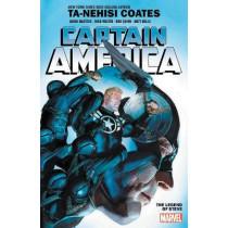 Captain America By Ta-nehisi Coates Vol. 3: The Legend Of Steve by Ta-Nehisi Coates, 9781302914417