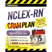 Cliffsnotes NCLEX-RN Cram Plan by ,Michael Reid, 9781328900838