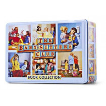 Baby-Sitters Club Book Collection by Ann Martin, 9781338311488